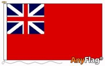 RED ENSIGN COLONIAL ANYFLAG RANGE - VARIOUS SIZES